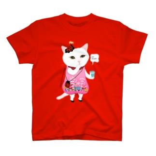 ささみスタンドナナちゃん T-shirts