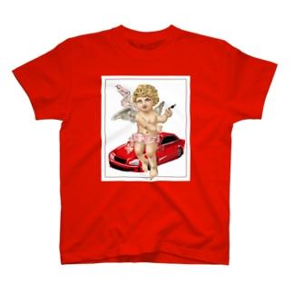 チャラ天使くん T-shirts