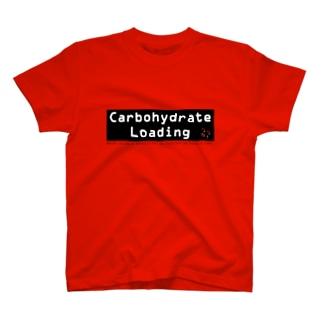 okazuのカーボローディング T-shirts