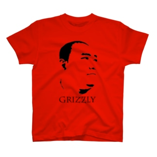 GRIZZLY工藤【gri003】 T-shirts