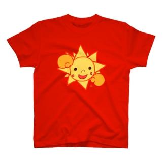 飛び出せ ともSUN T-shirts