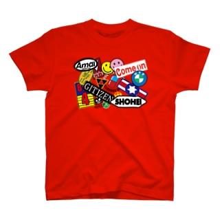 ニュートーキョーシリーズ T-shirts