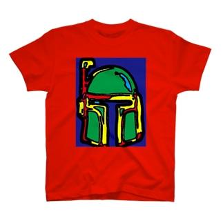 ボブフット#15 T-shirts