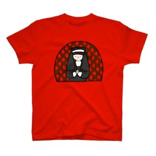 懺悔聞きます T-shirts