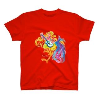かなでる!キンナラちゃん! T-shirts