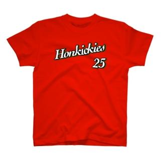シカゴ実業 山本プロ野球 Tシャツ #25 T-shirts