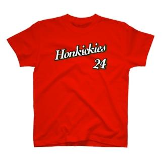 ジェロニモ 牧尾 Tシャツ #24 T-shirts