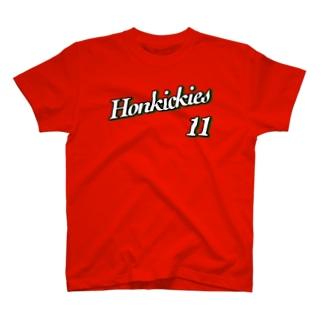 バッテリィズ 角 Tシャツ #11 T-shirts
