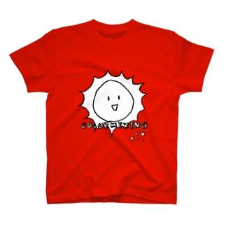 color mixing4 sun T-shirts