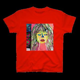 sakotu×tikotsu;maiの涙を流してシャララン。 T-shirts