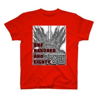 180 T-shirts