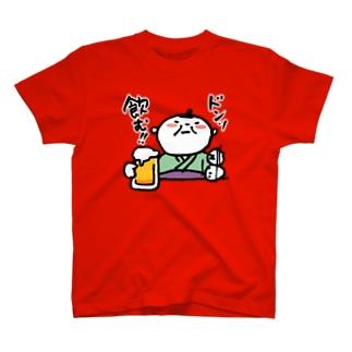 お相撲 ほっこり部屋 T-shirts