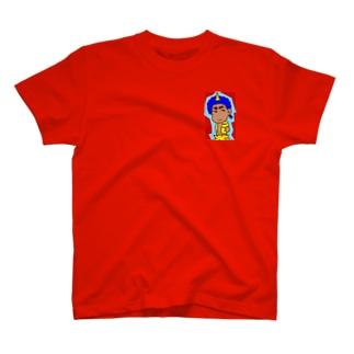 青鬼さん1 T-shirts