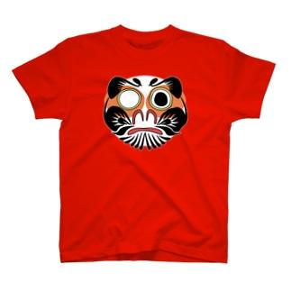 だるまふぇいす T-shirts