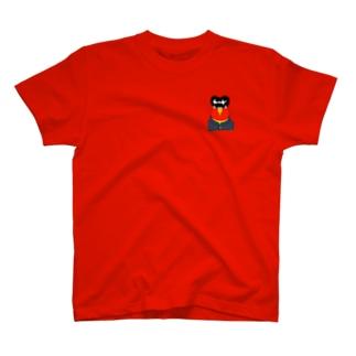 インコの怒ローリーさん T-shirts