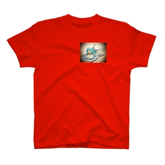 廻るアマビエ寿司 T-shirts