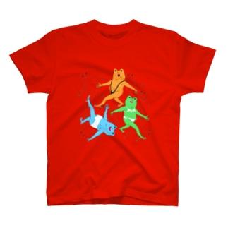 カエルちゃん T-shirts