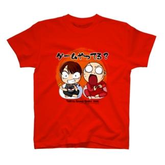 ぷにぽよ(NGC2) 作『TGS出展記念イラスト』 Tシャツ