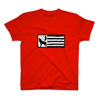 11月NEW「SILVERWOFMEN星条旗」 T-shirts