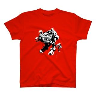 YABU and LOB T-shirts