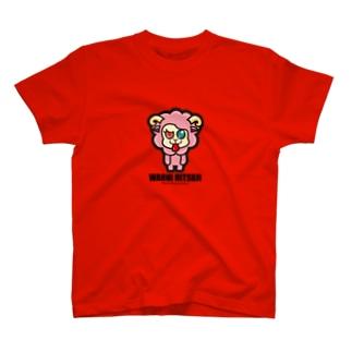 WARUI HITSUJI T-shirts