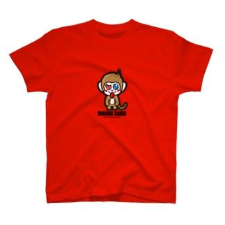 WARUI SARU T-shirts