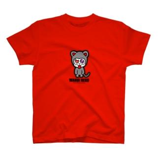 WARUI NEKO T-shirts