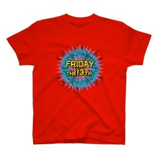 13日の輪廻 T-shirts
