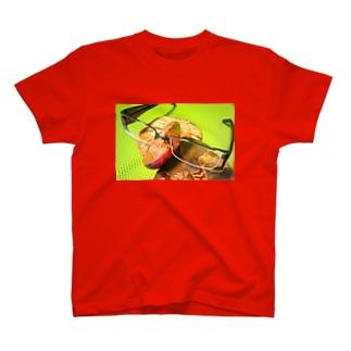めがねめがねめがね T-shirts