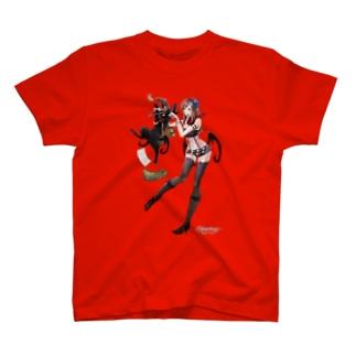 ジュジュさん ~アルプスタイル~ T-shirts