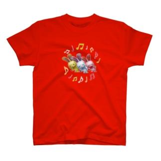 ボーパルバニー ~ダンス~ T-shirts