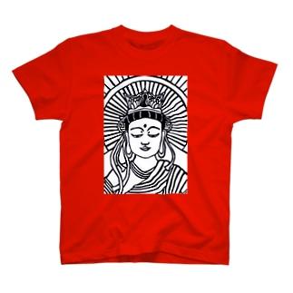 菩薩シリーズ T-shirts