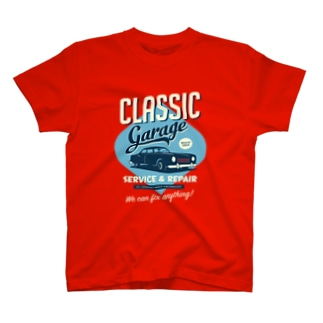 CLASSIC Garage T-shirts