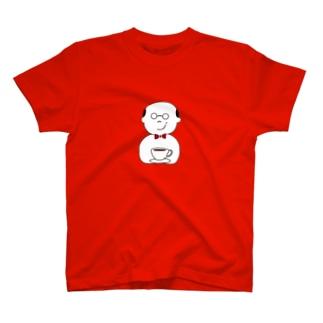 マスターだよ T-shirts