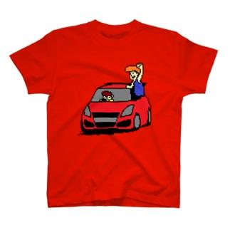 不遇の32(あぶれいずれっど) T-shirts
