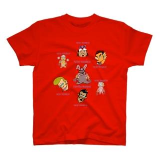 NEWWORLDORDER T-shirts