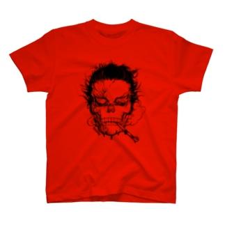 サムライフィクション T-shirts