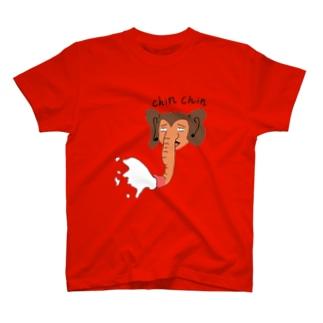 KONNO CHIN CHIN T-shirts