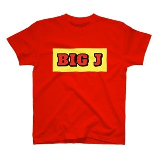 BIG J Tシャツ T-shirts