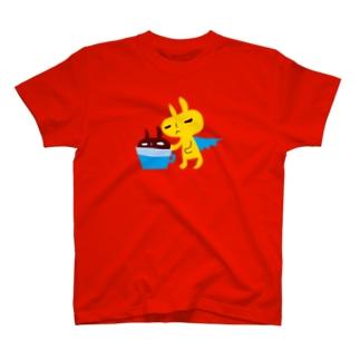 マーモン、うしろー T-shirts