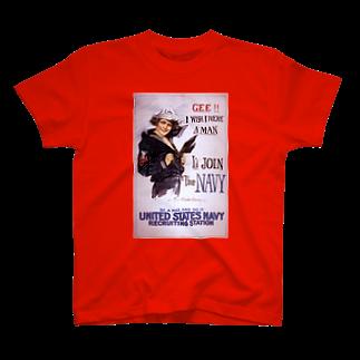 カン'sのウォー T-shirts