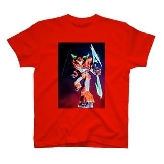 SYOUWA・イラストシリーズ SFロボット編 T-shirts