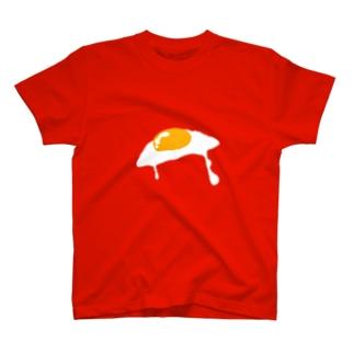 生卵 T-shirts