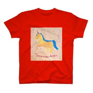 ユニコーン Tシャツ T-shirts