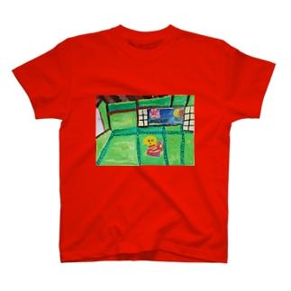 かぐや犬 T-shirts