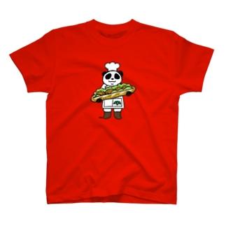 パンダぱん T-shirts