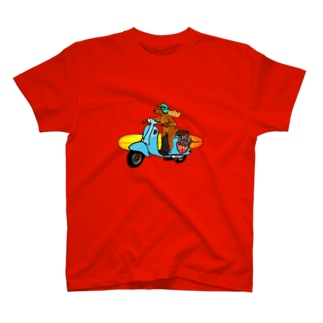 Coda surfdog T-shirts