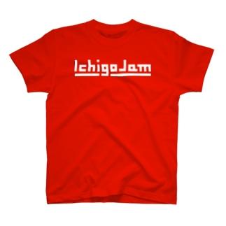 IchigoJamグッズ(レッド) T-shirts