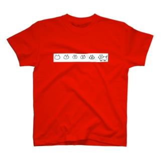1匹上がり! T-shirts