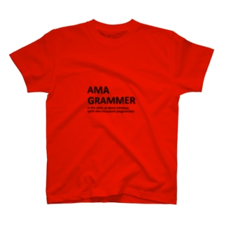 AMAGRAMMER T-shirts